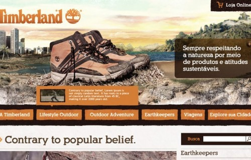 Timberland Blog