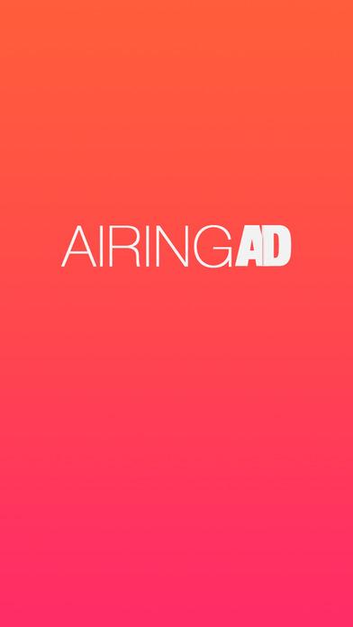 Airing AD App