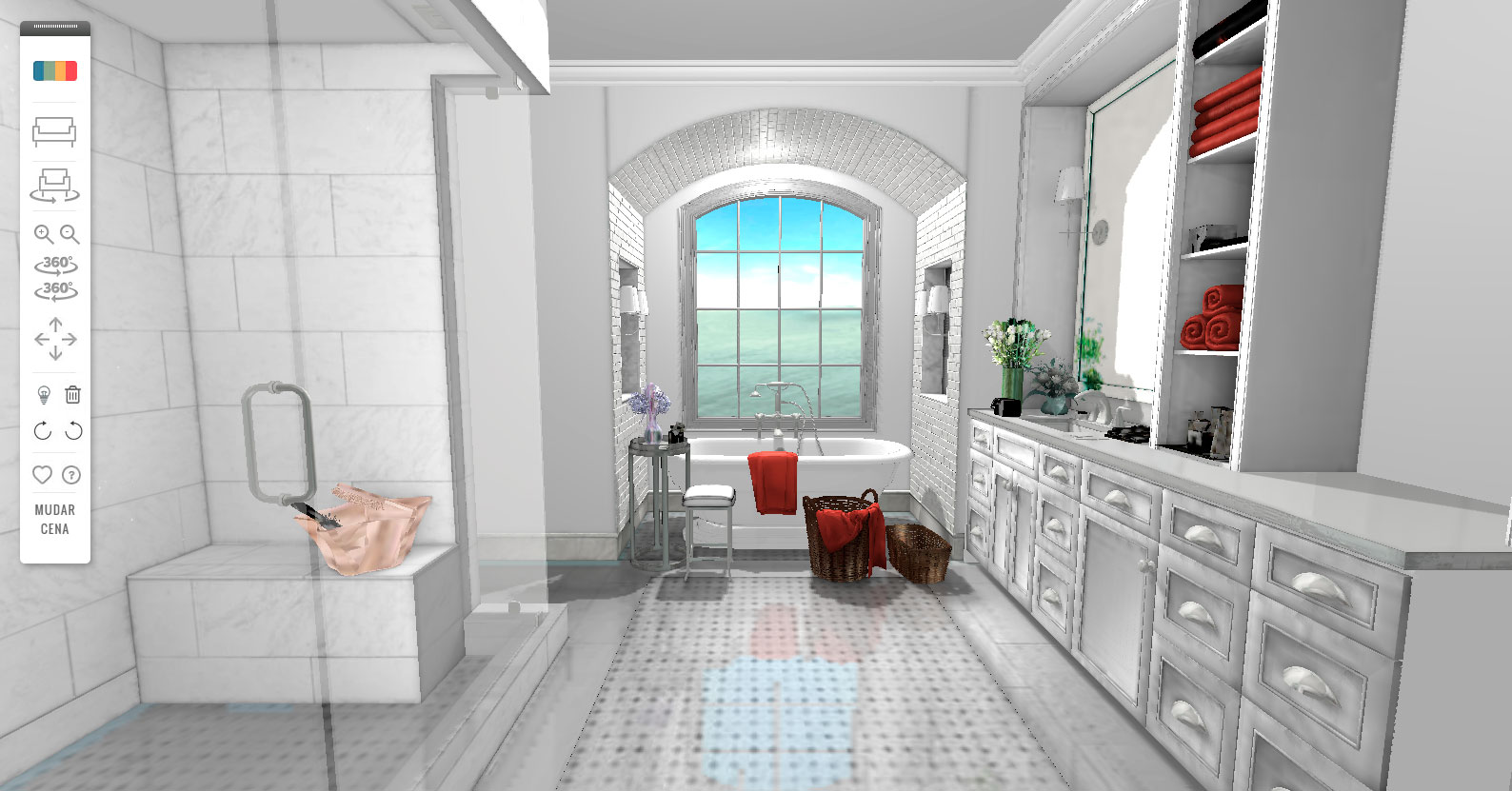 ... 3D House Decoration Simulator ...